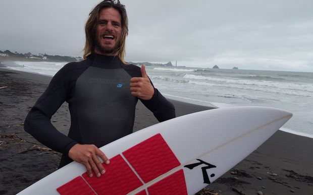 Radio NZ, 19 Sep 2016 # First-of-its-kind national surfing reserve proposed in Taranaki