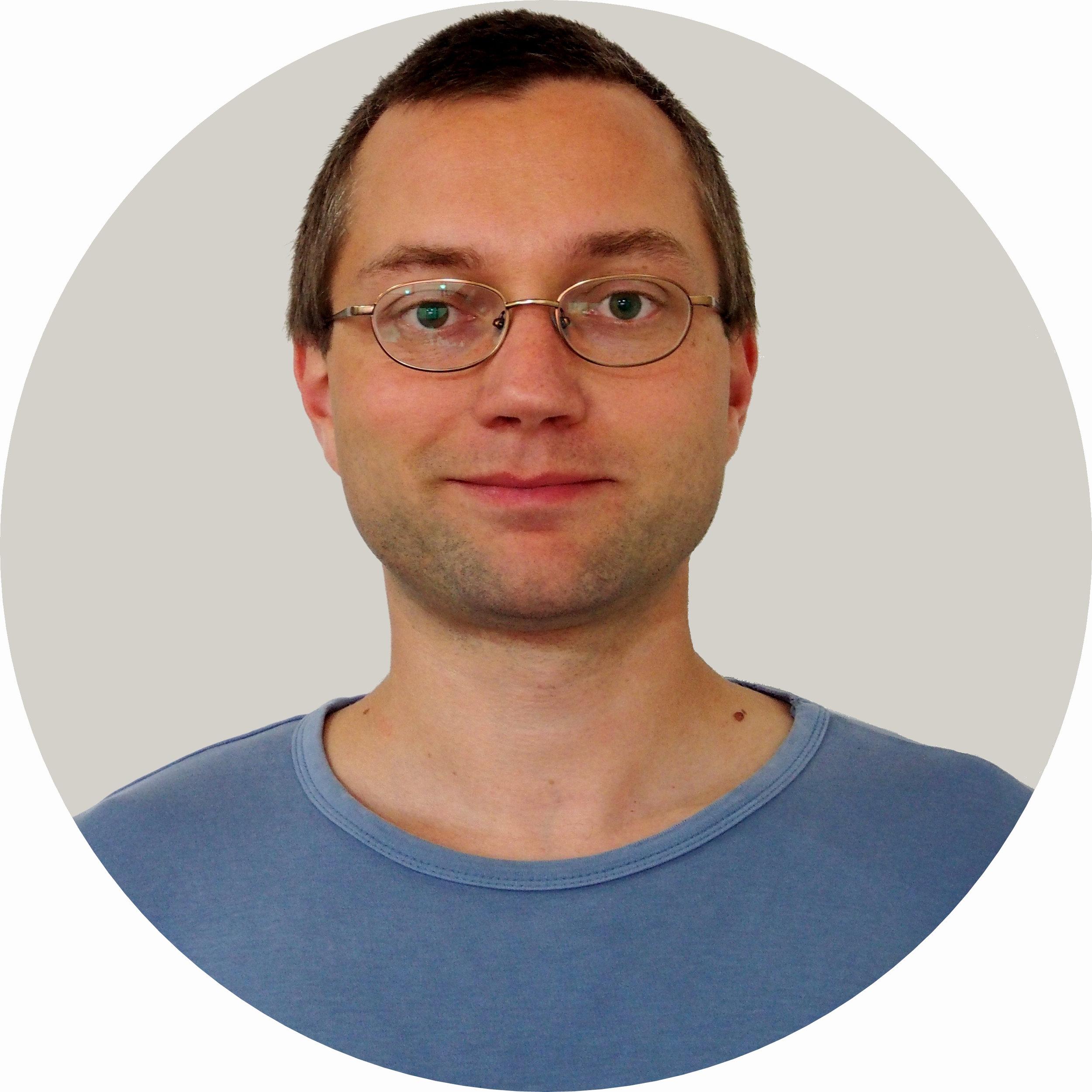Dr Alex Port - Oceanographer