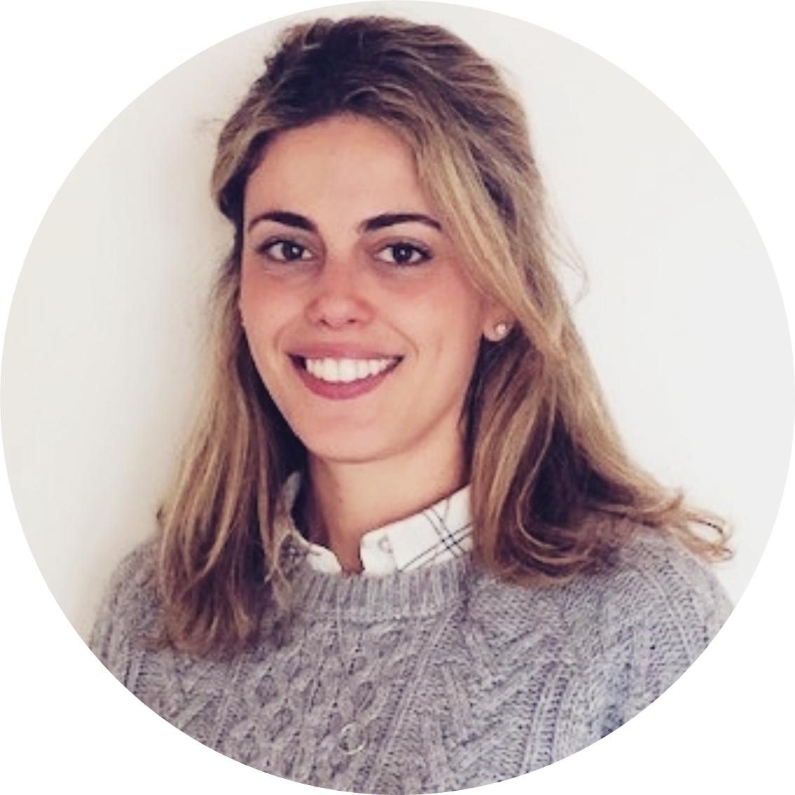 Dr Mariana Cussioli - Oceanographer
