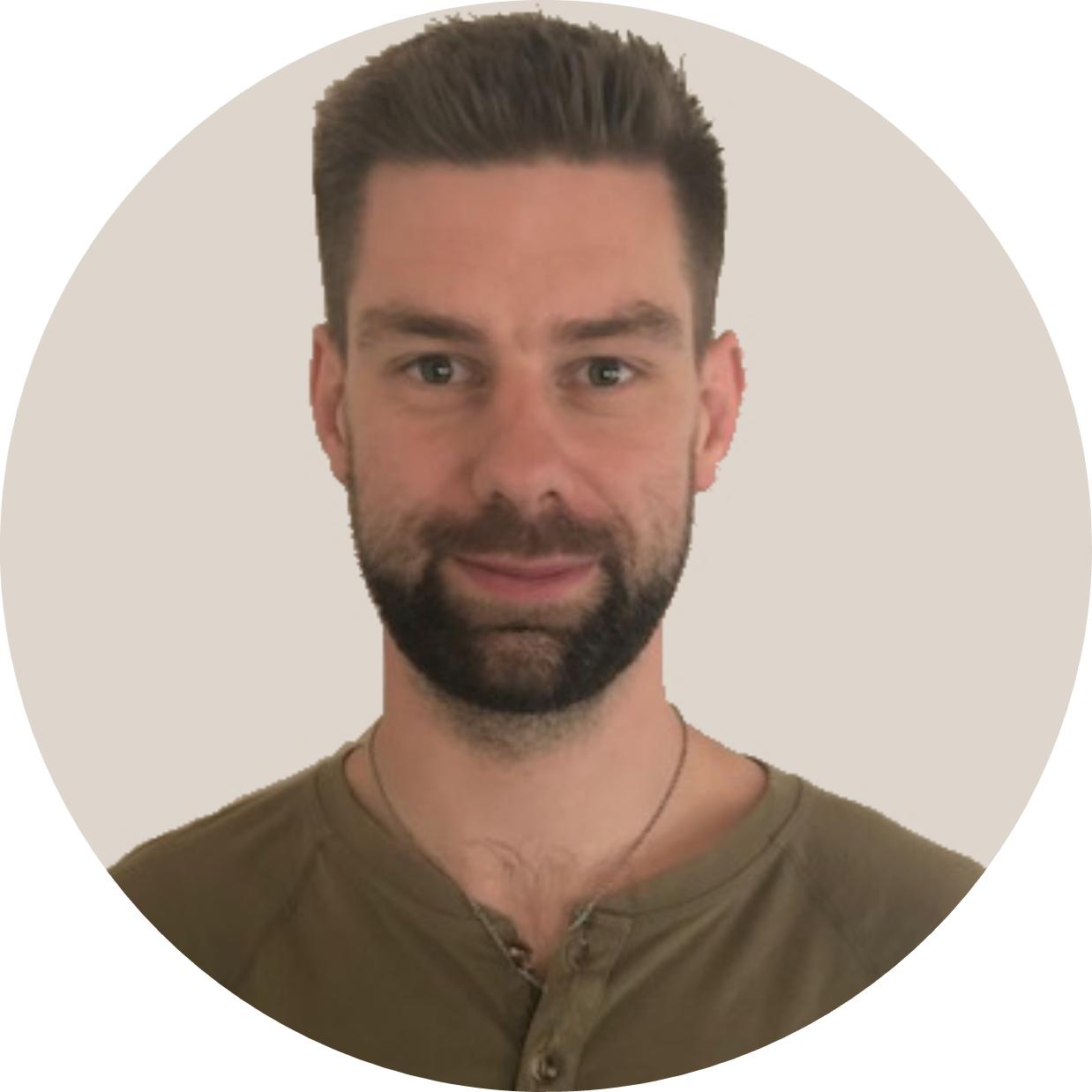 Oscar Key - Scientific Developer