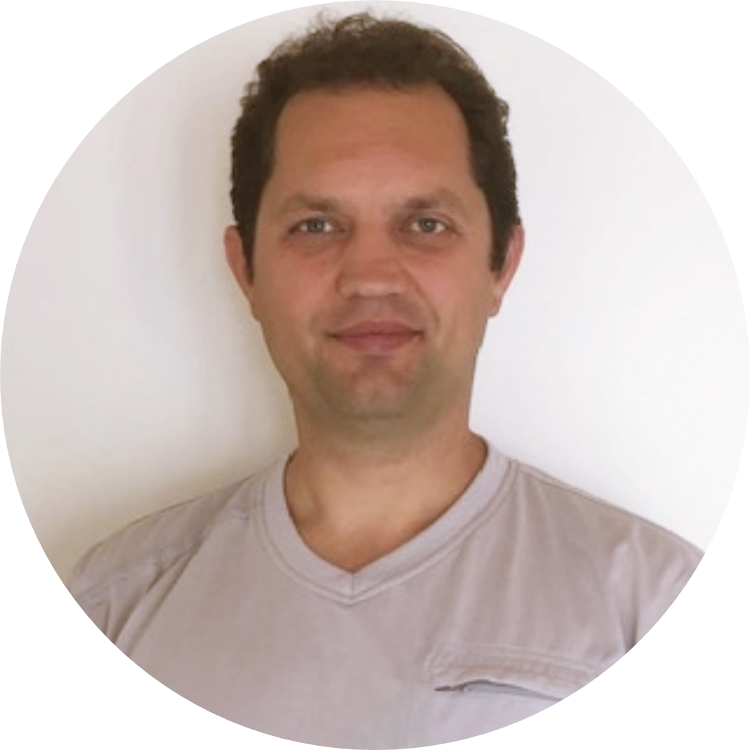 Dr Sergei Melman - Scientific Developer
