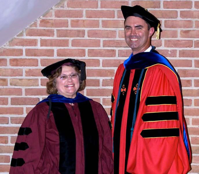 Dr. Segal and Dr. David Smith