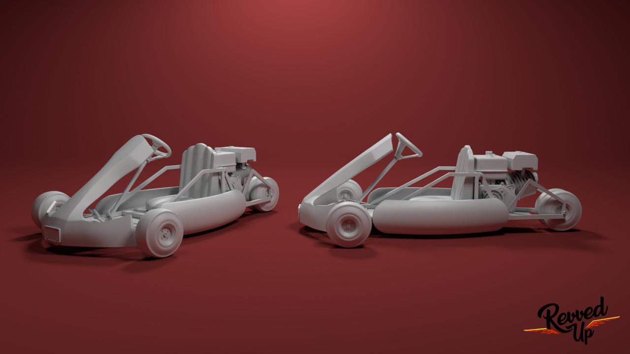 GoKart Concept by Diana Jordan