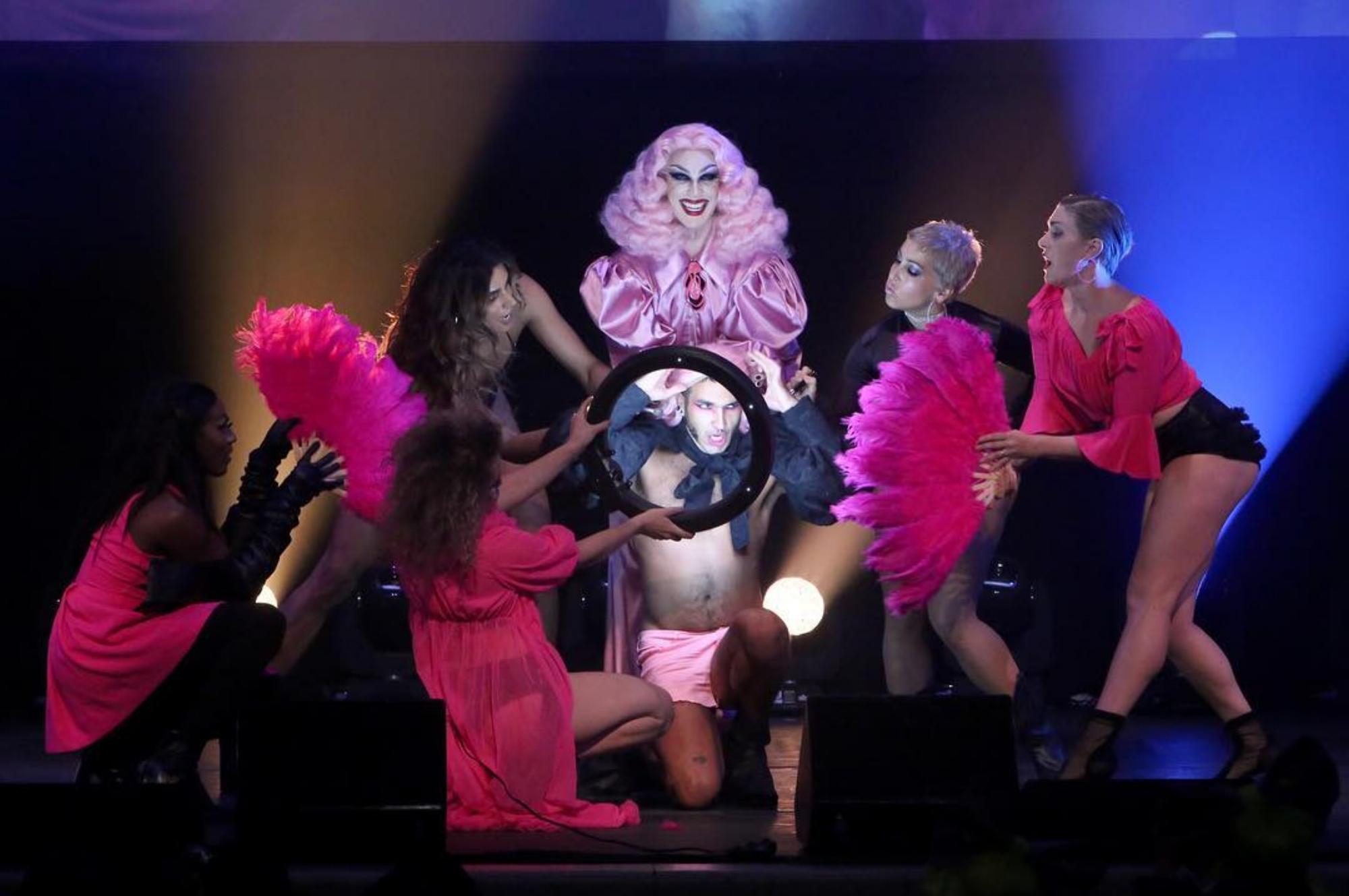 Sasha Velour DragCon Opening Show