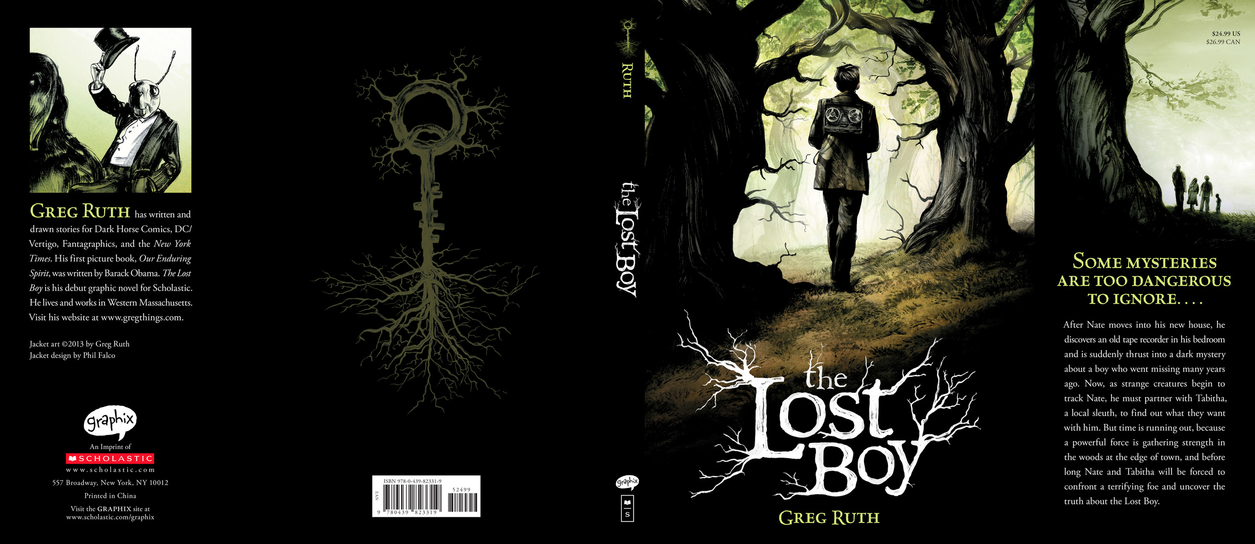 The Lost Boy Phil Falco
