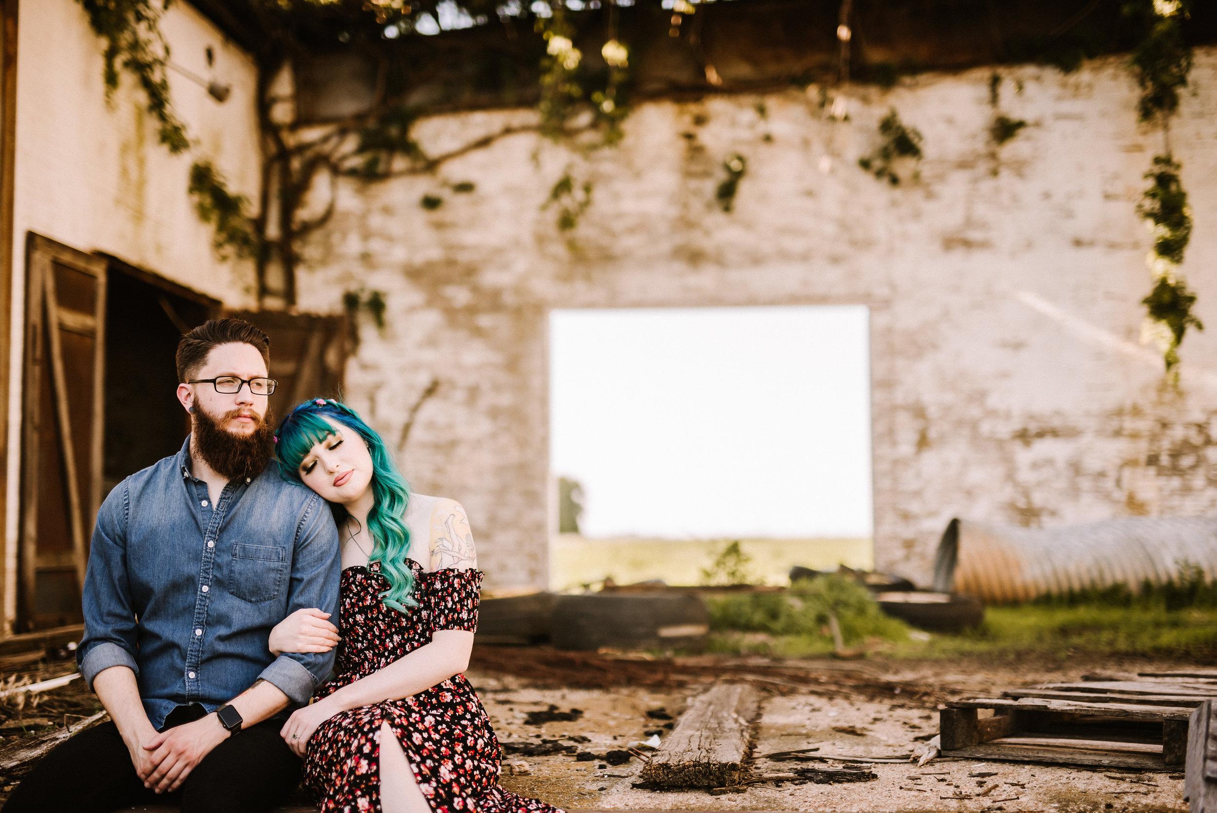 Kelly & Matt_Engagement Session_Wilson Arkansas_Ashley Benham Photography-99.jpg