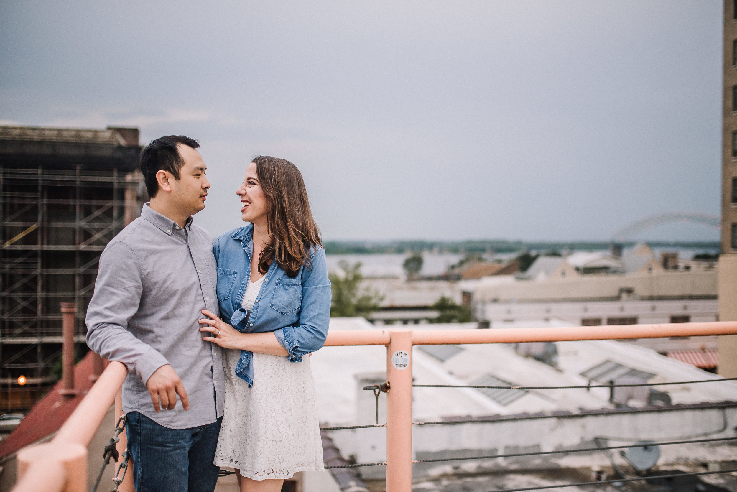 Jenny&Patrick_Downtown Memphis Engagement_Ashley Benham Photography-125.jpg