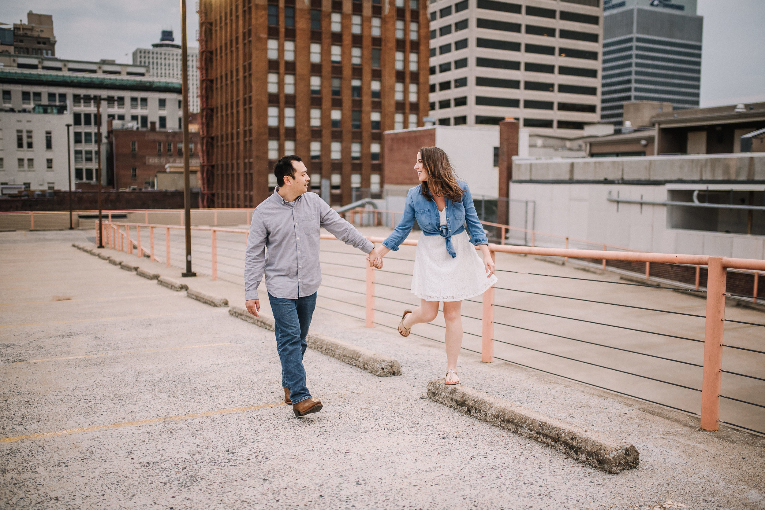 Jenny&Patrick_Downtown Memphis Engagement_Ashley Benham Photography-142.jpg