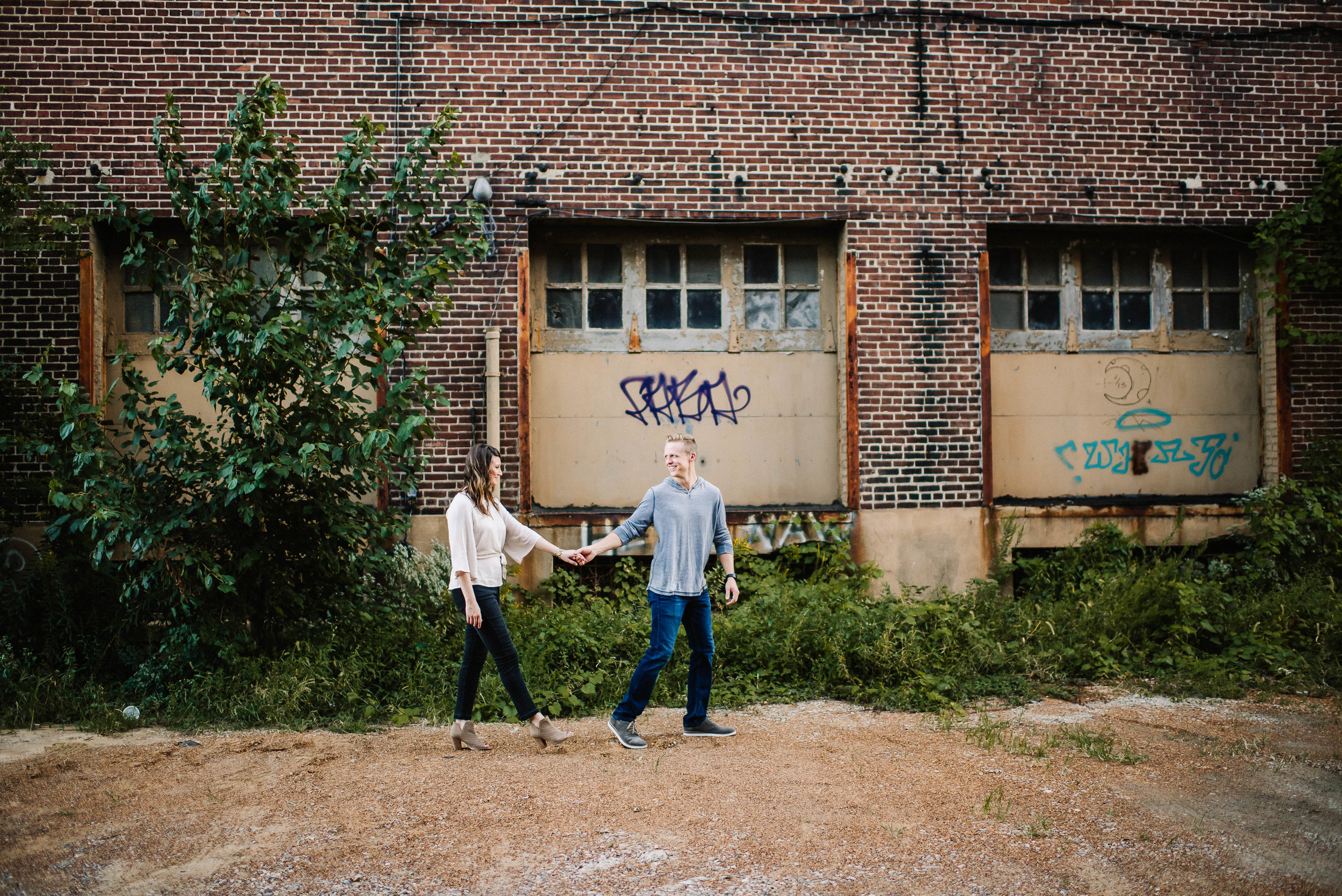 Downtown Memphis Engagement_Megan & Adam_Ashley Benham Photography-56.jpg