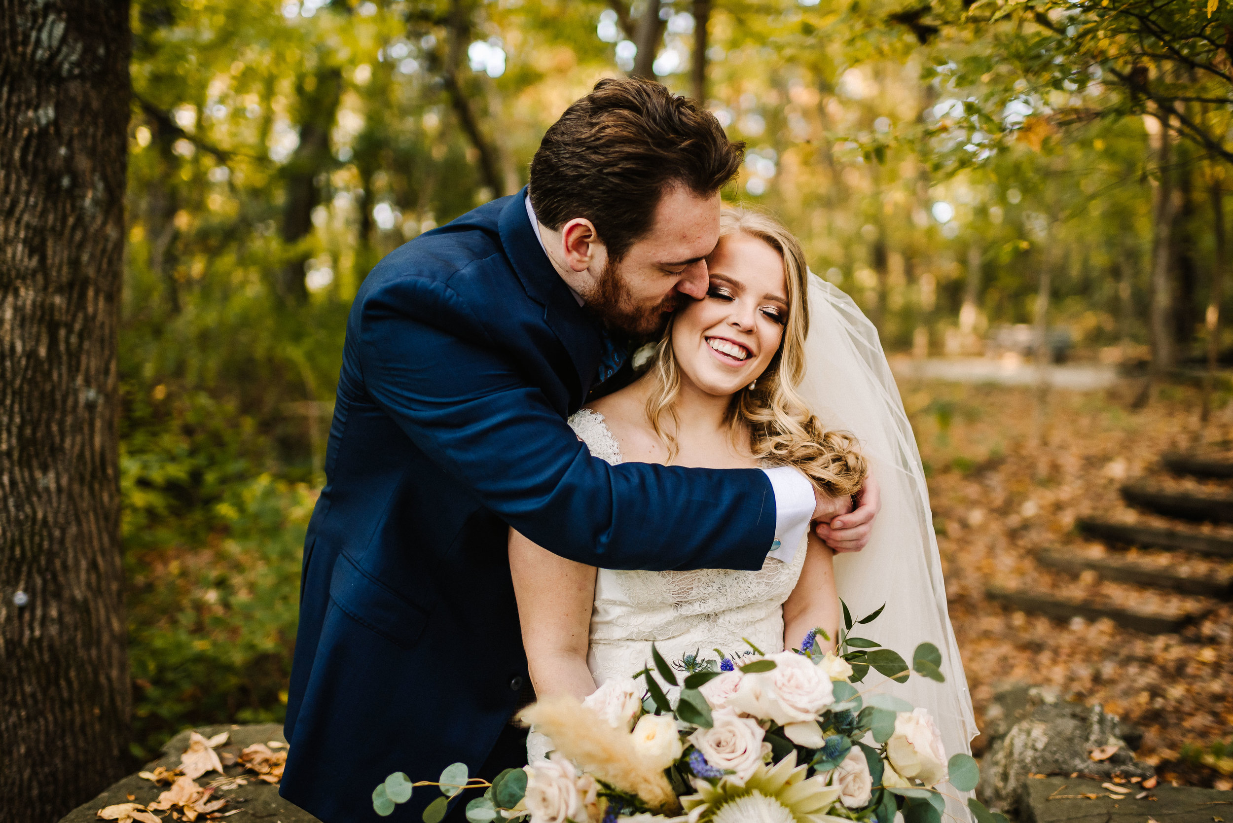 Lichterman Nature Center Wedding_La Croix Wedding_Ashley Benham Photography-493.jpg