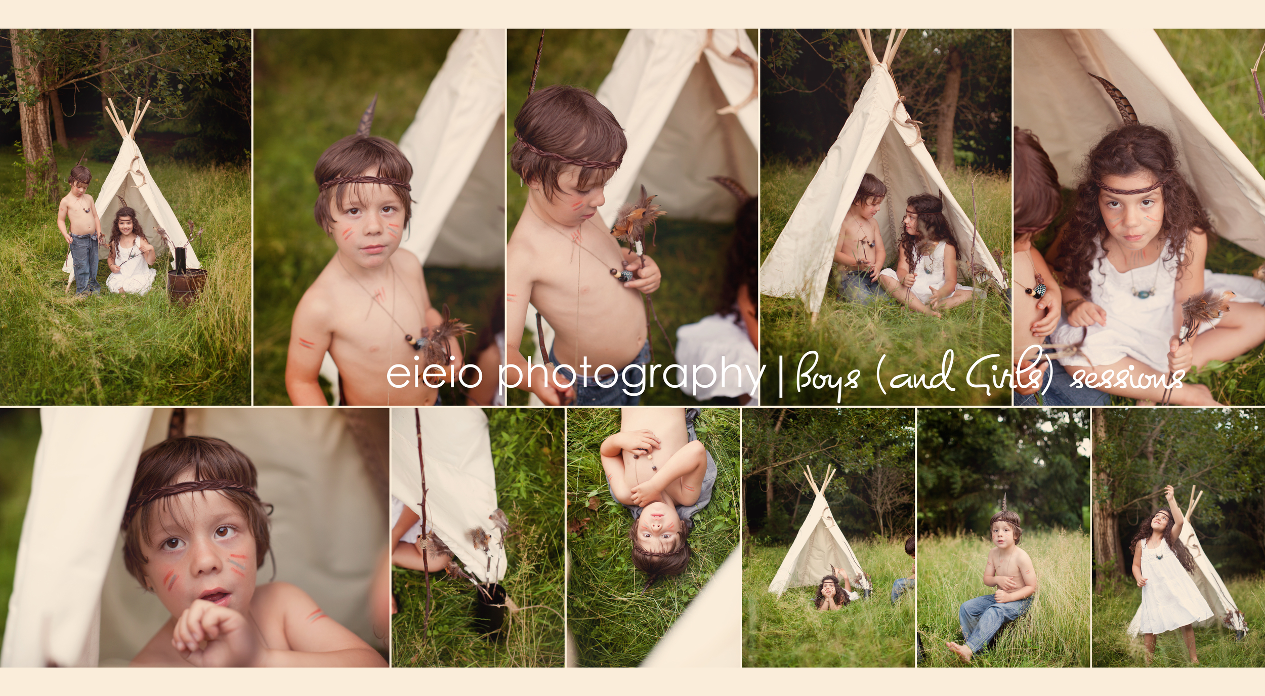 Pretend Sessions | NorthGlow Photography