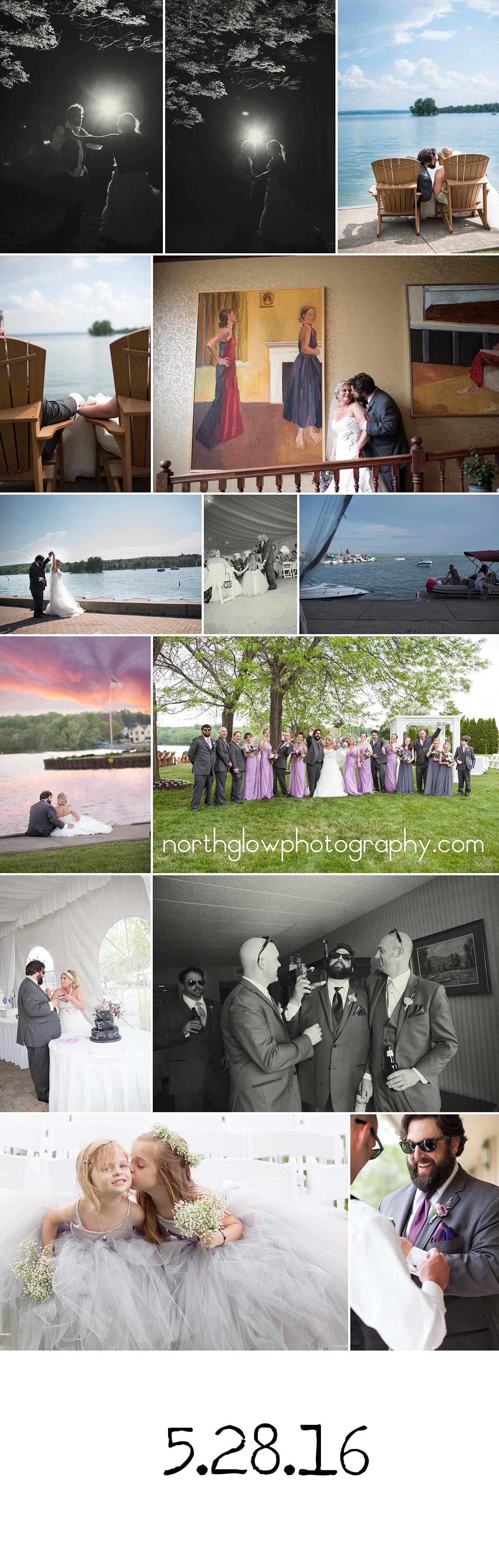Pike Wedding | NorthGlow Photography