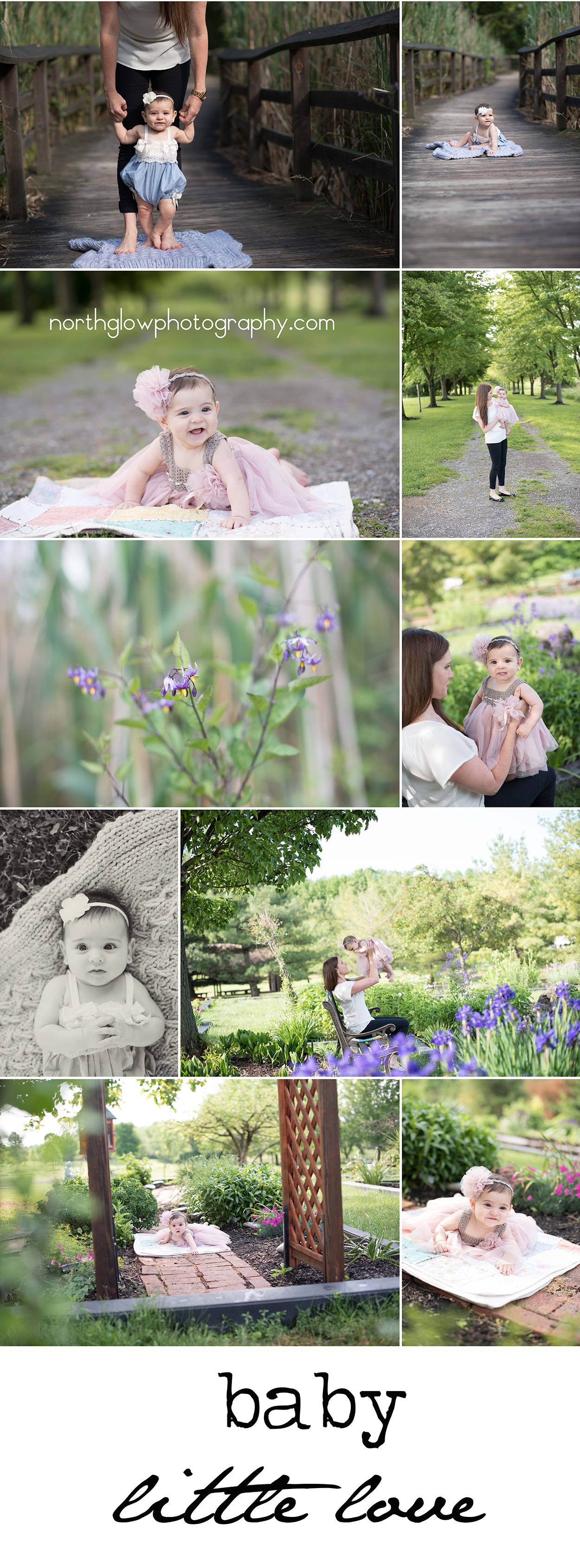 Sana 6 Months | NorthGlow Photography