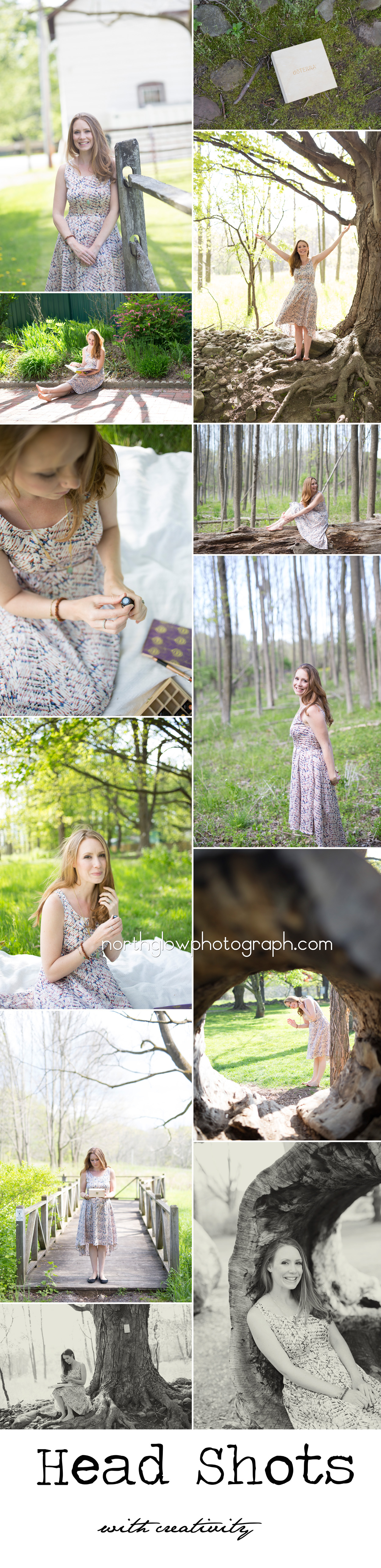 Allison Headshots | NorthGlow Photography