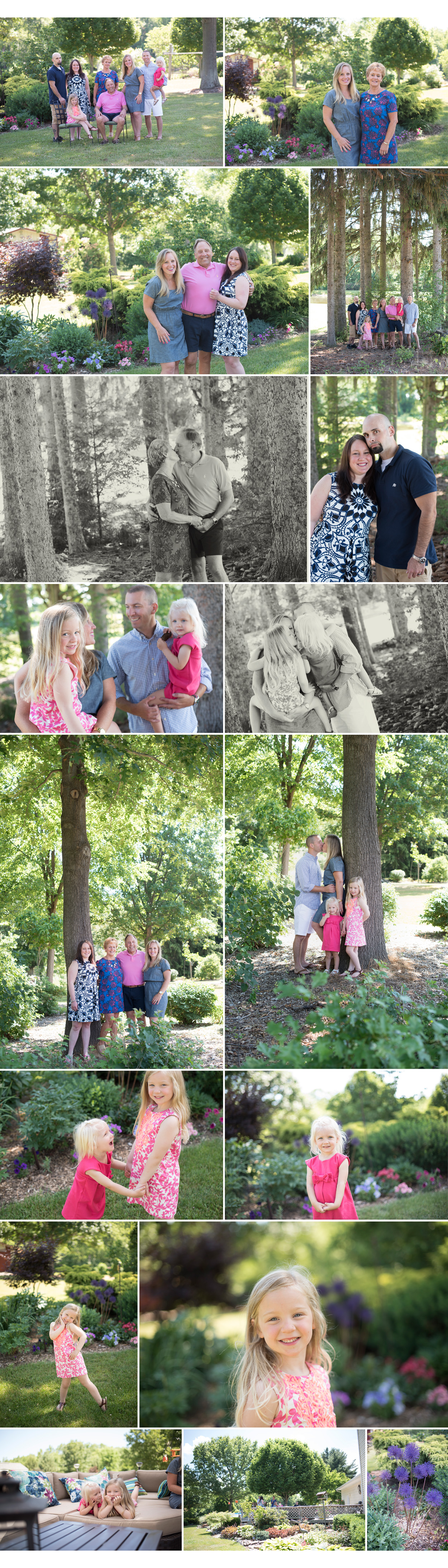 My Whole Family | NorthGlow Photography