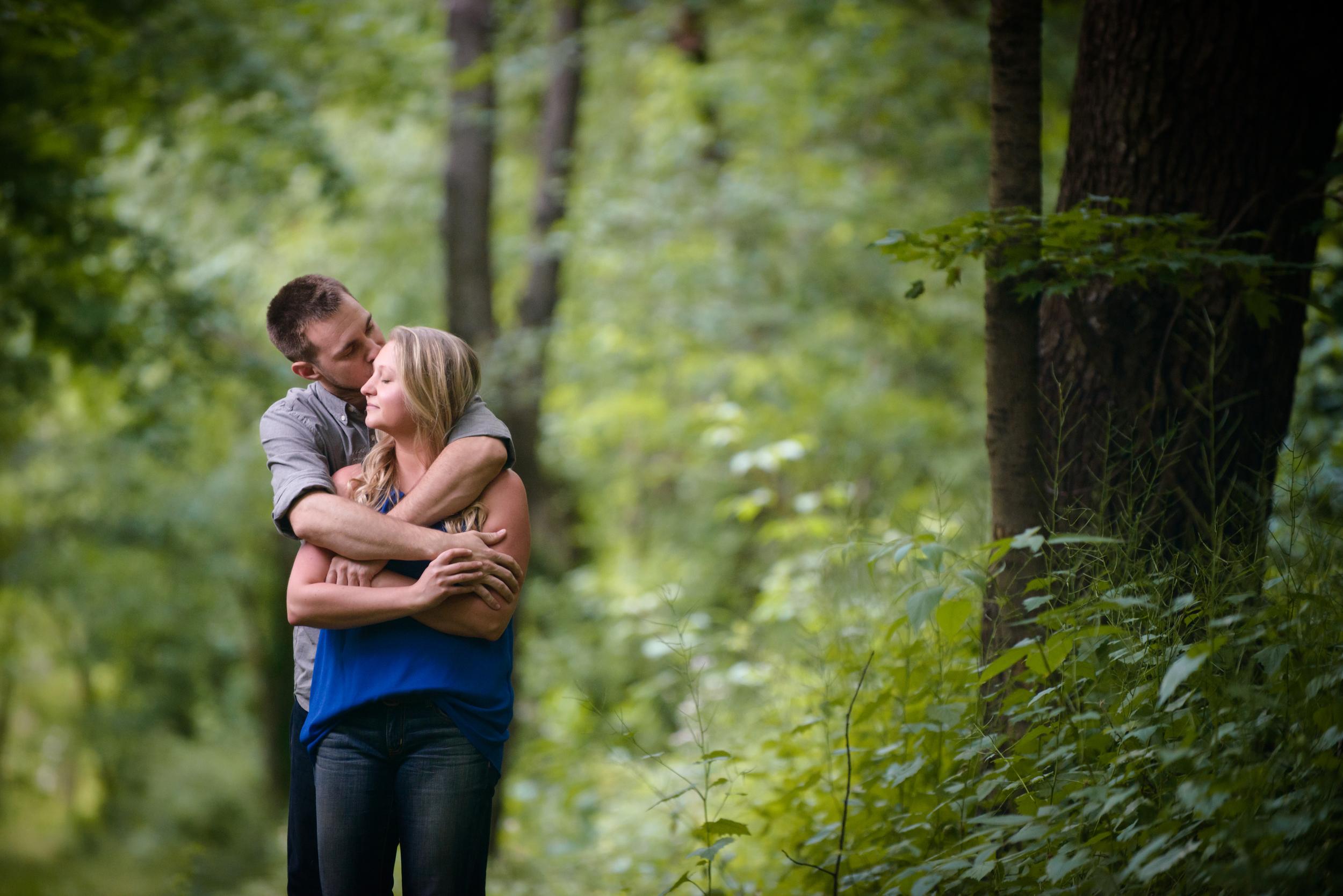 Morgan and Joe Engagement | NorthGlow Photography