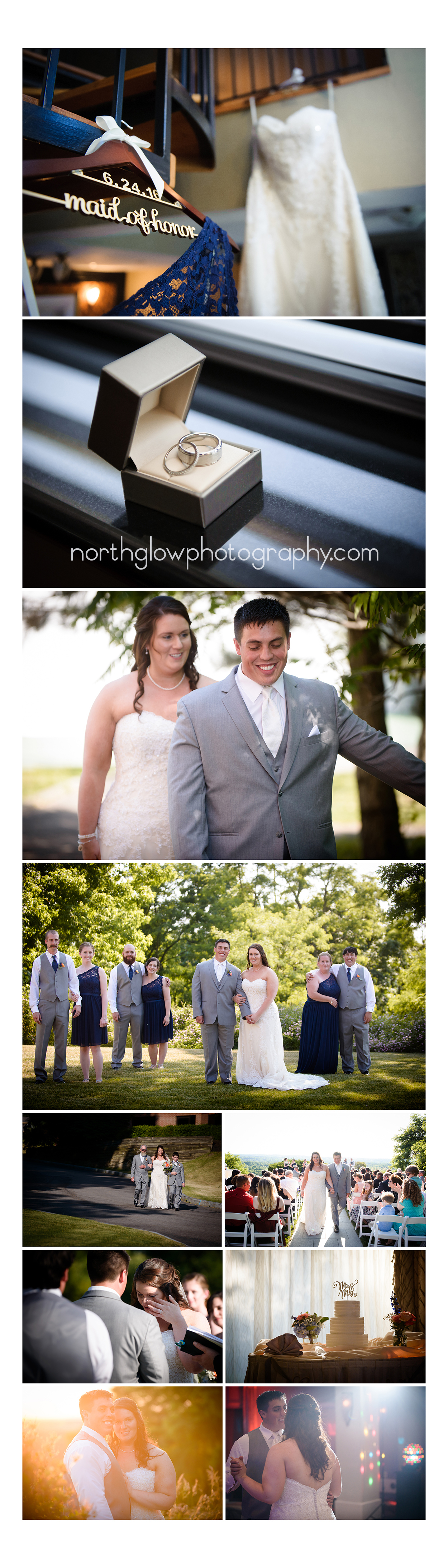 Taylor and Mitchell | NorthGlow Photography