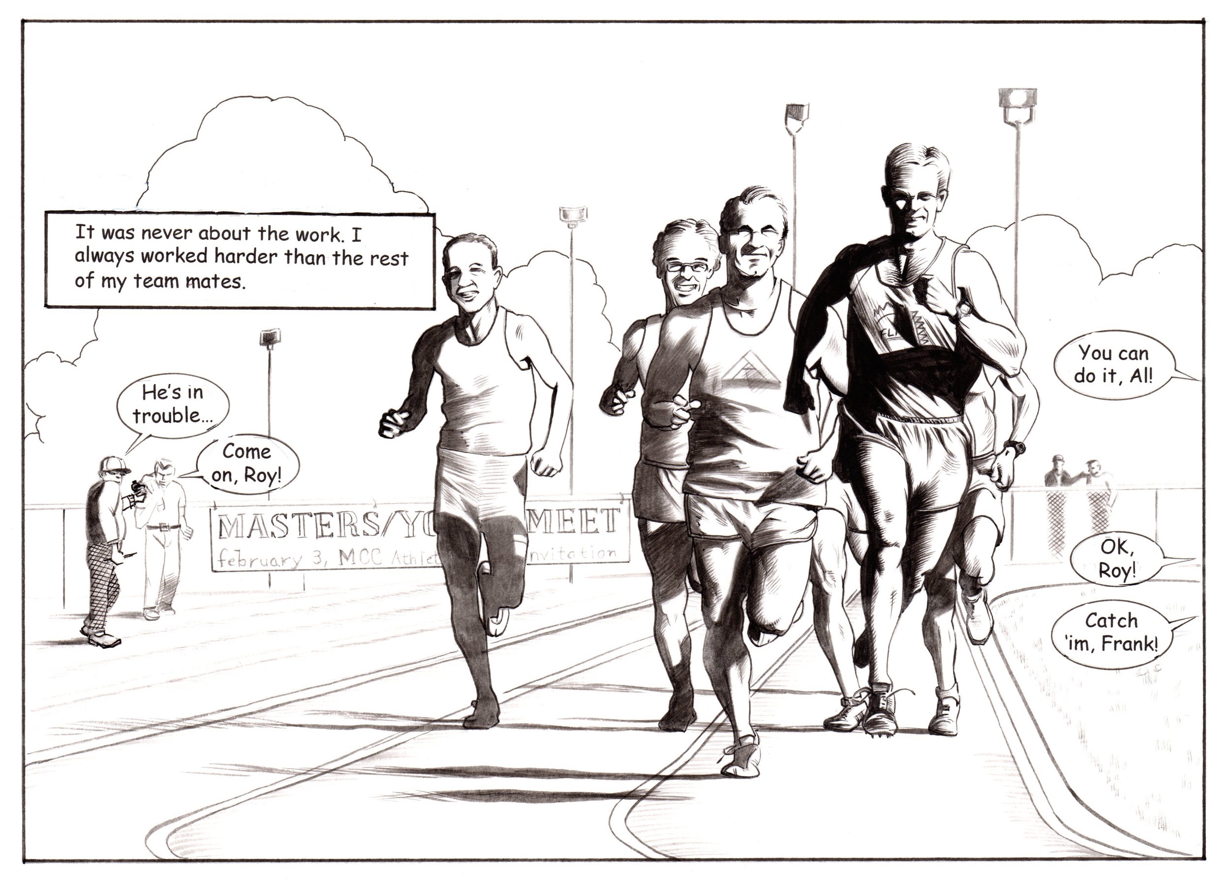 Quicker page 1 panel 1