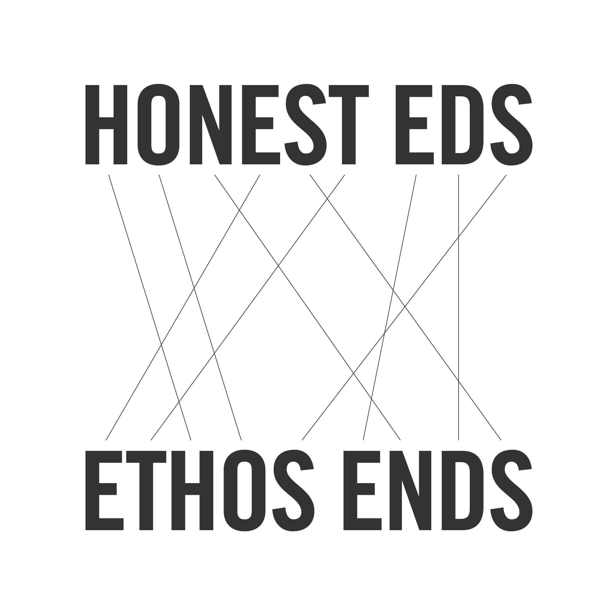Remembering Honest Ed's.