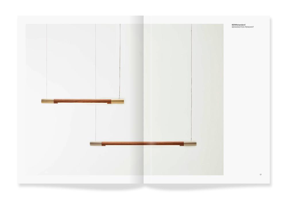 Hollis + Morris / Catalogue Design