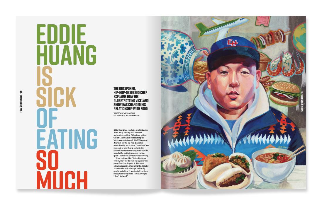 Bay Street Bull Magazine / Editorial Design / Art Direction