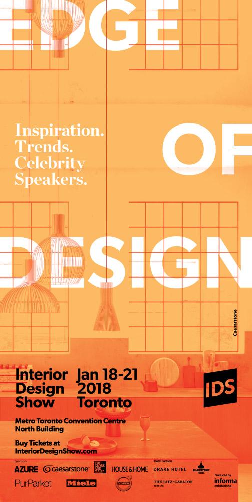 Interior Design Show / Newspaper Ad