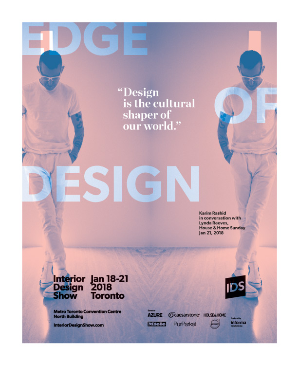 Interior Design Show / Magazine Ad