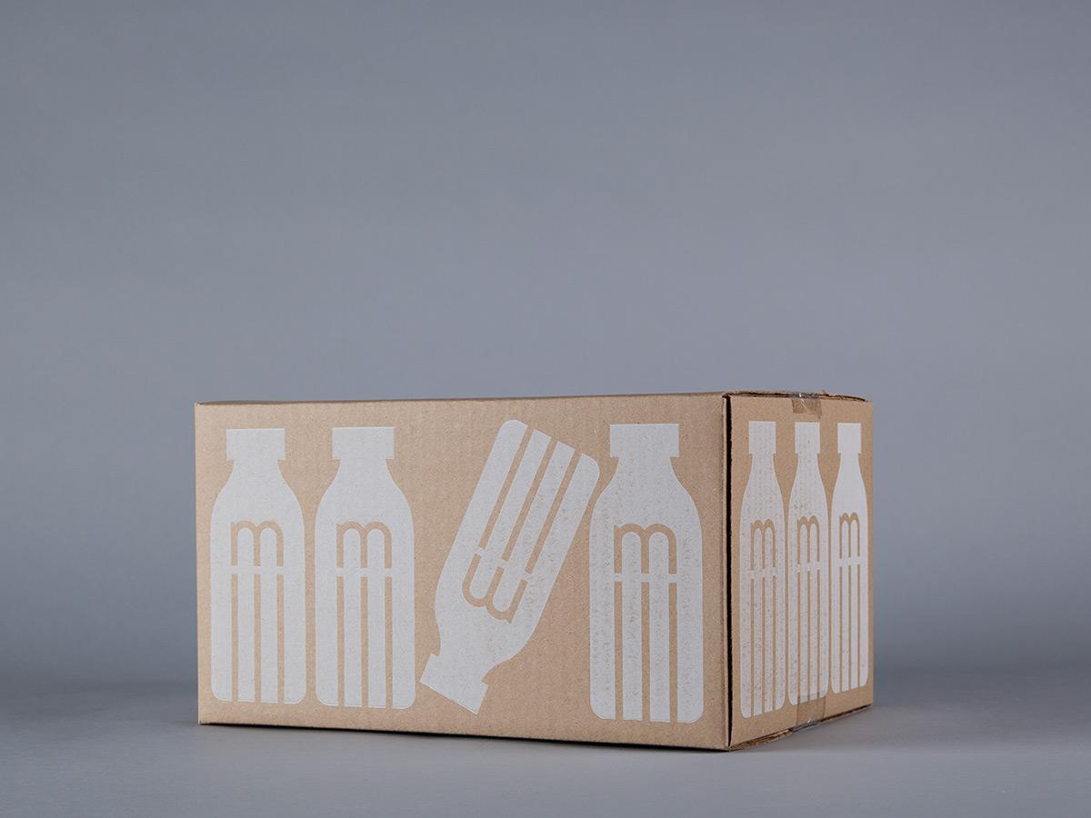 Mjölk / Packaging