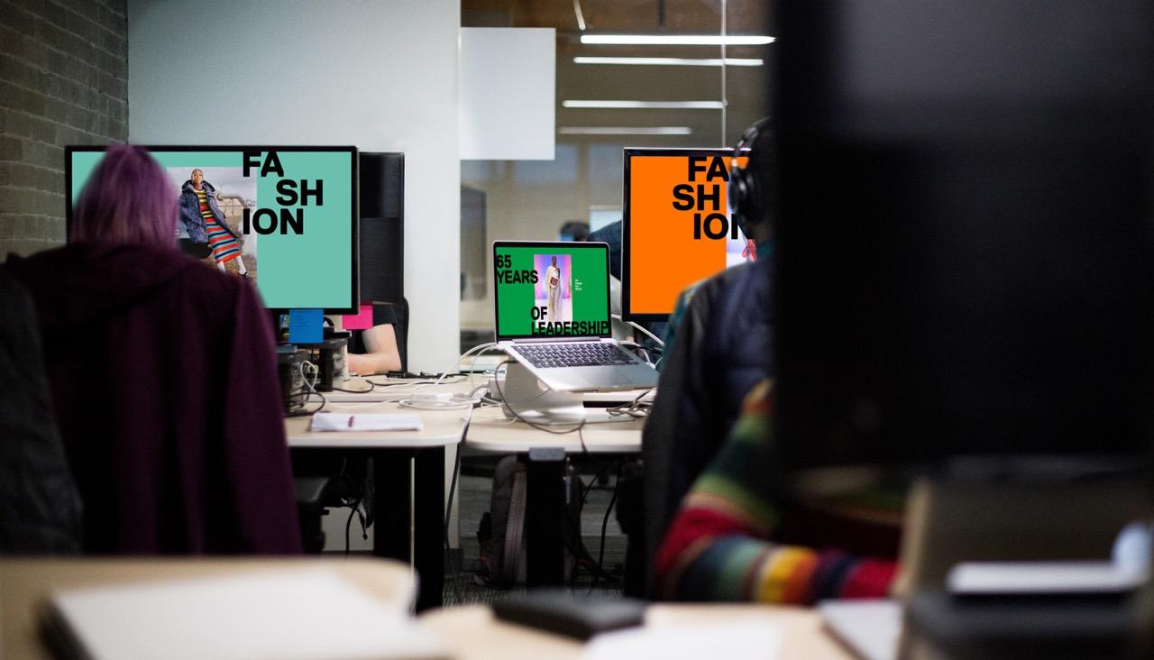 Fashion at Ryerson / Visual Identity Design