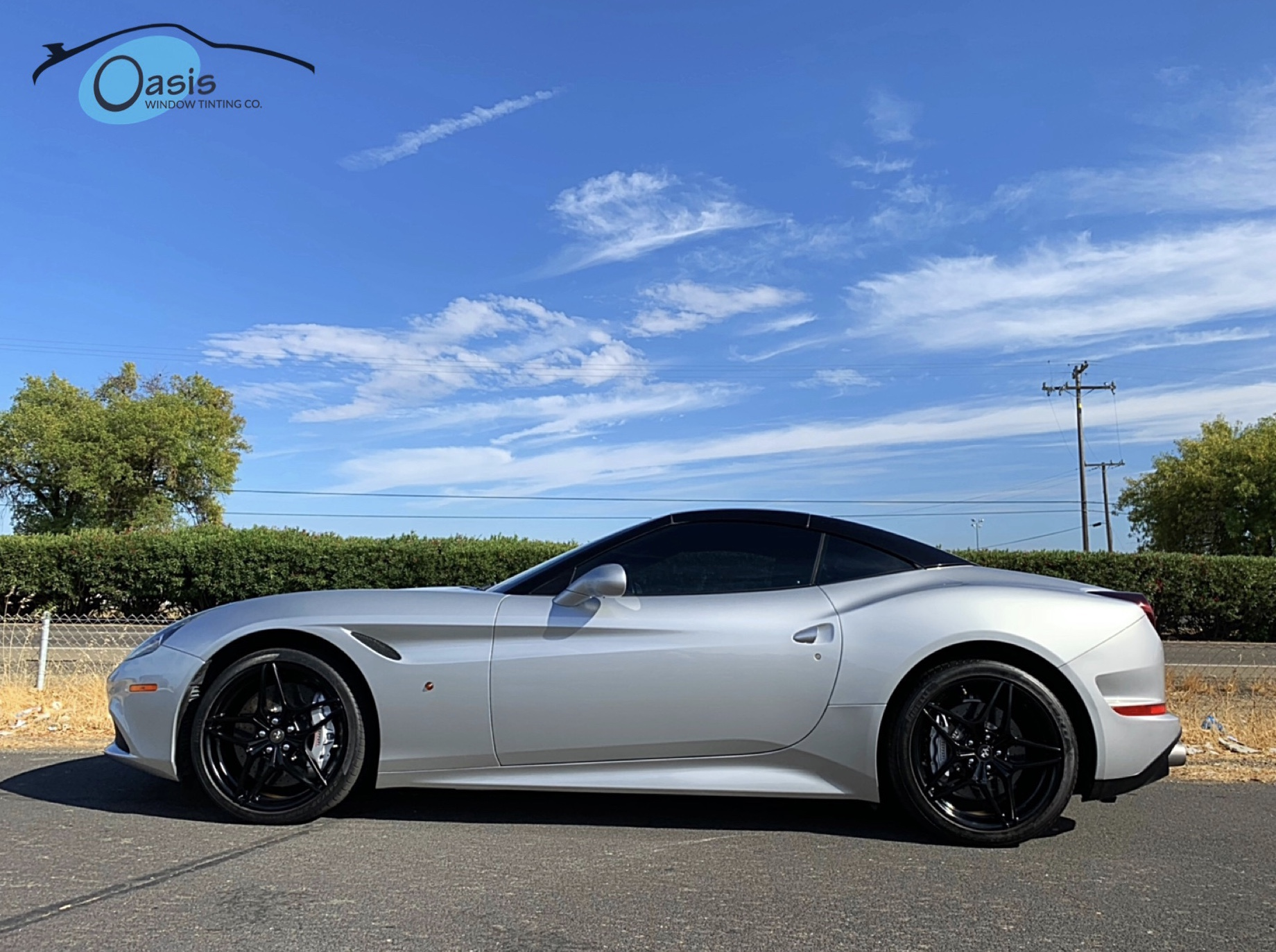 Ferrari California Ceramic 30%