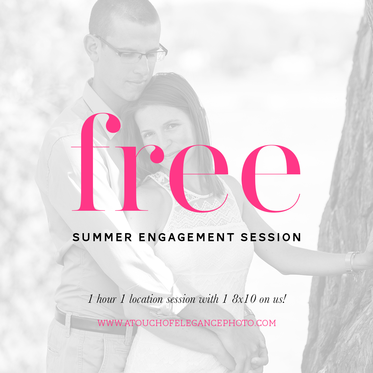 rochester summer engagement session
