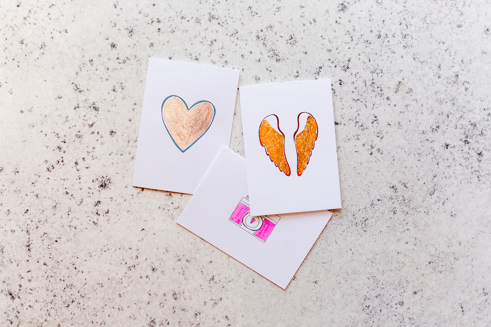 PAPER - Our cards and gift tags are hand-drawn and coloured in our Melbourne studio. These beautifully drawn cards are perfect for all occasions, whether you're saying 'Happy Birthday', 'Thank You', 'Congratulations' or 'I Love You'.