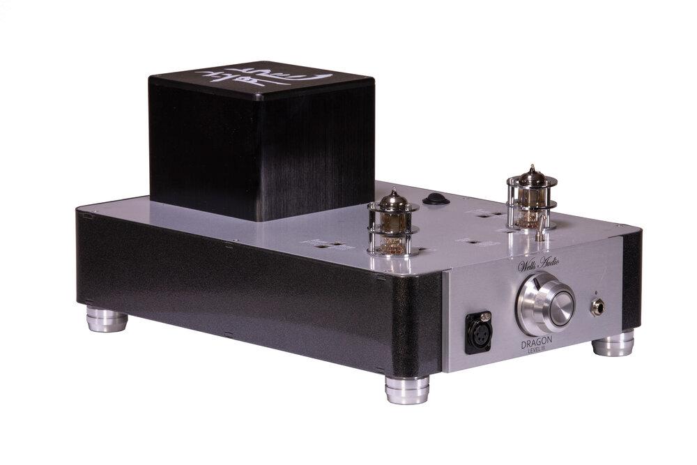 Level III Dragon Tube Headphone Amplifier-$5500.00