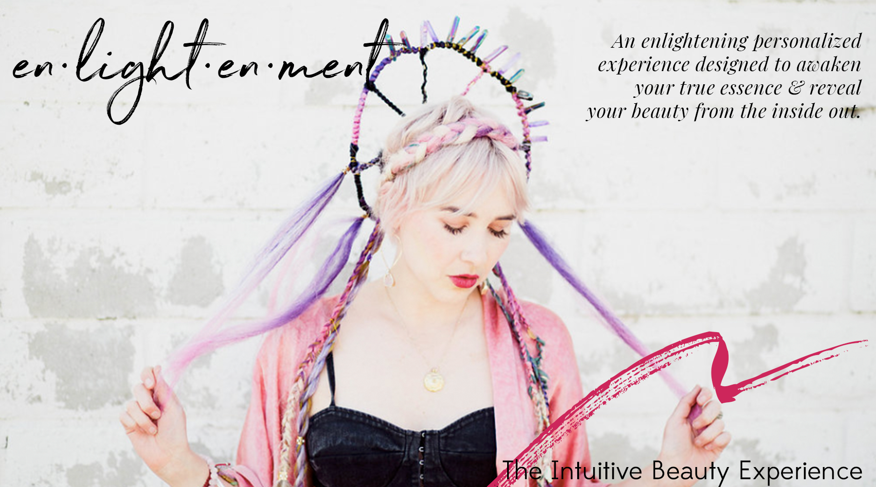 Meleesa Luna, The Intuitive beauty Sessions, #spiritualawakening #hairstylst