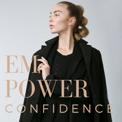 Empower - Conscious beauty #hairstylist #confidence #lifecoaching #haircoaching
