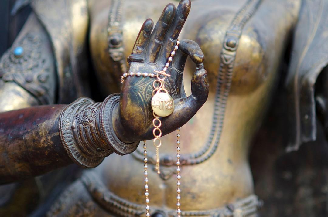 Tulku Jewels, Chakra Amulet
