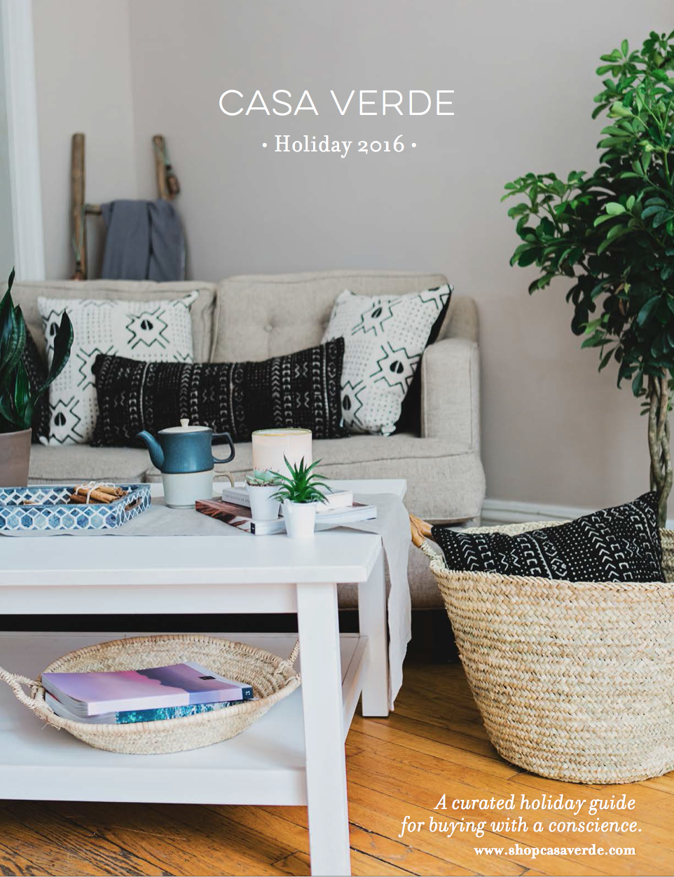 Cover of Our Holiday 2016 Gift Guide