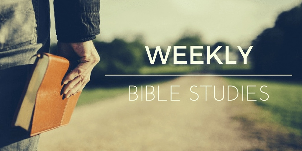 - You're welcome to join us for Thursday Night Bible Study and Prayer @ 7:00pm
