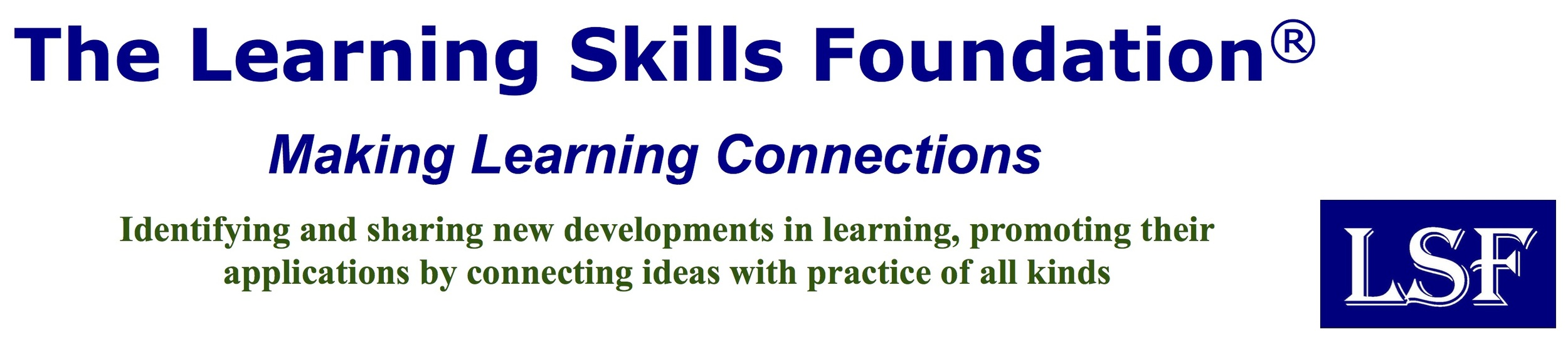 The Learning Skills Foundation