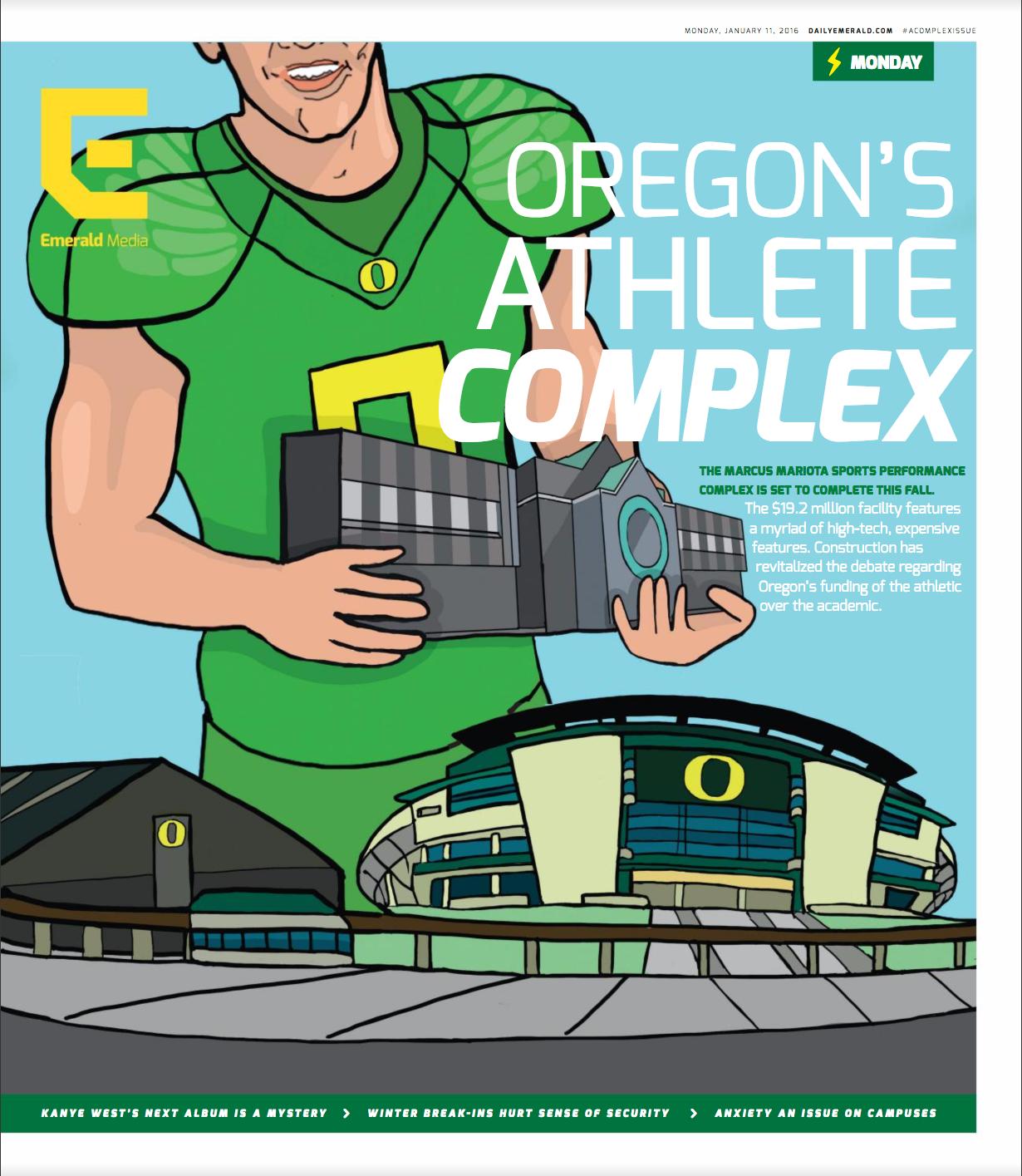 The Athlete Complex