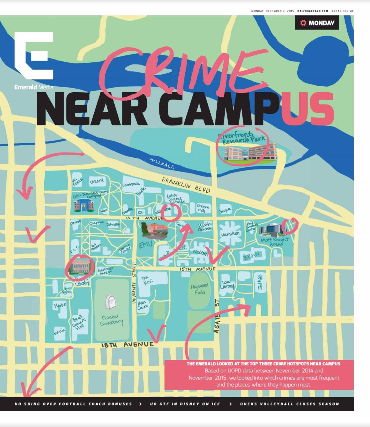 Crime Near Campus