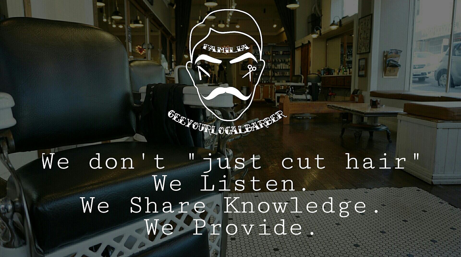 Barbershop:   Peoples Barber and Shop SF