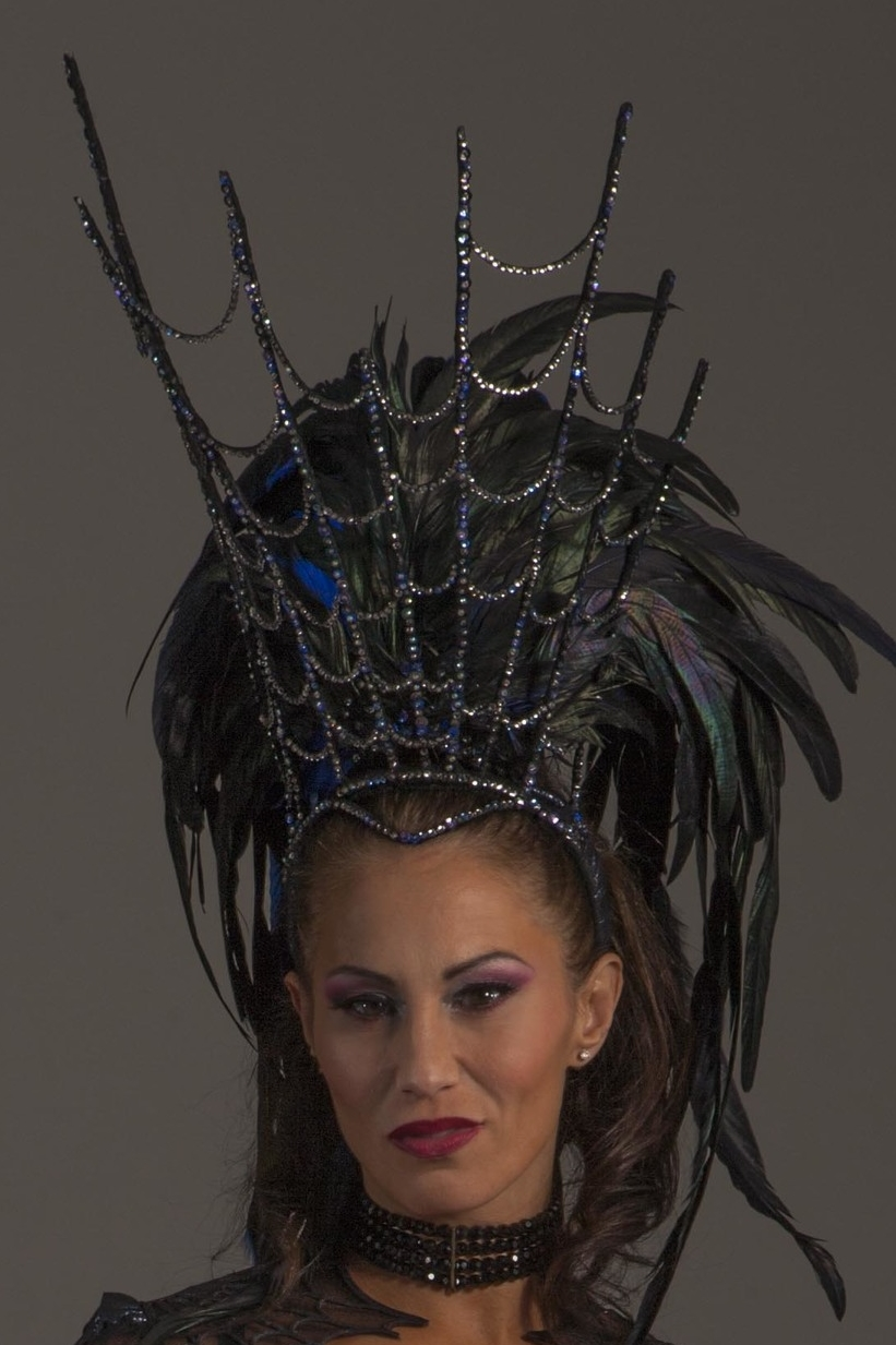 Model -Karen  Pacul-Jaikin    Photographer- Michael McCarthy Kellerman