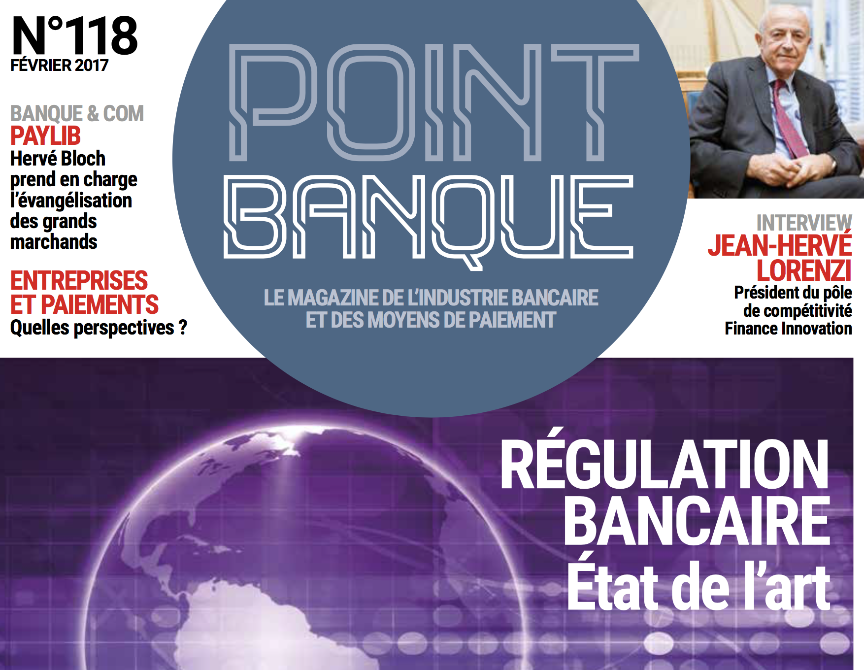 Point Banque - Stratégie de communication : Paylib et Banque Populaire - Février 2017