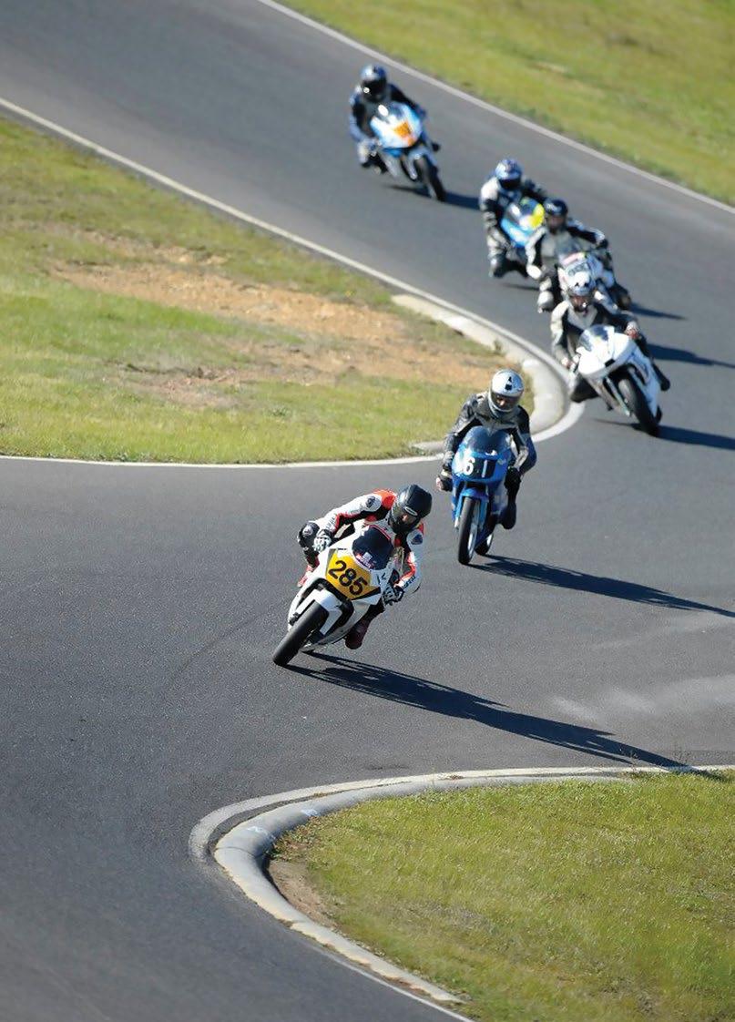 Motorcycling Victoria Participation Program