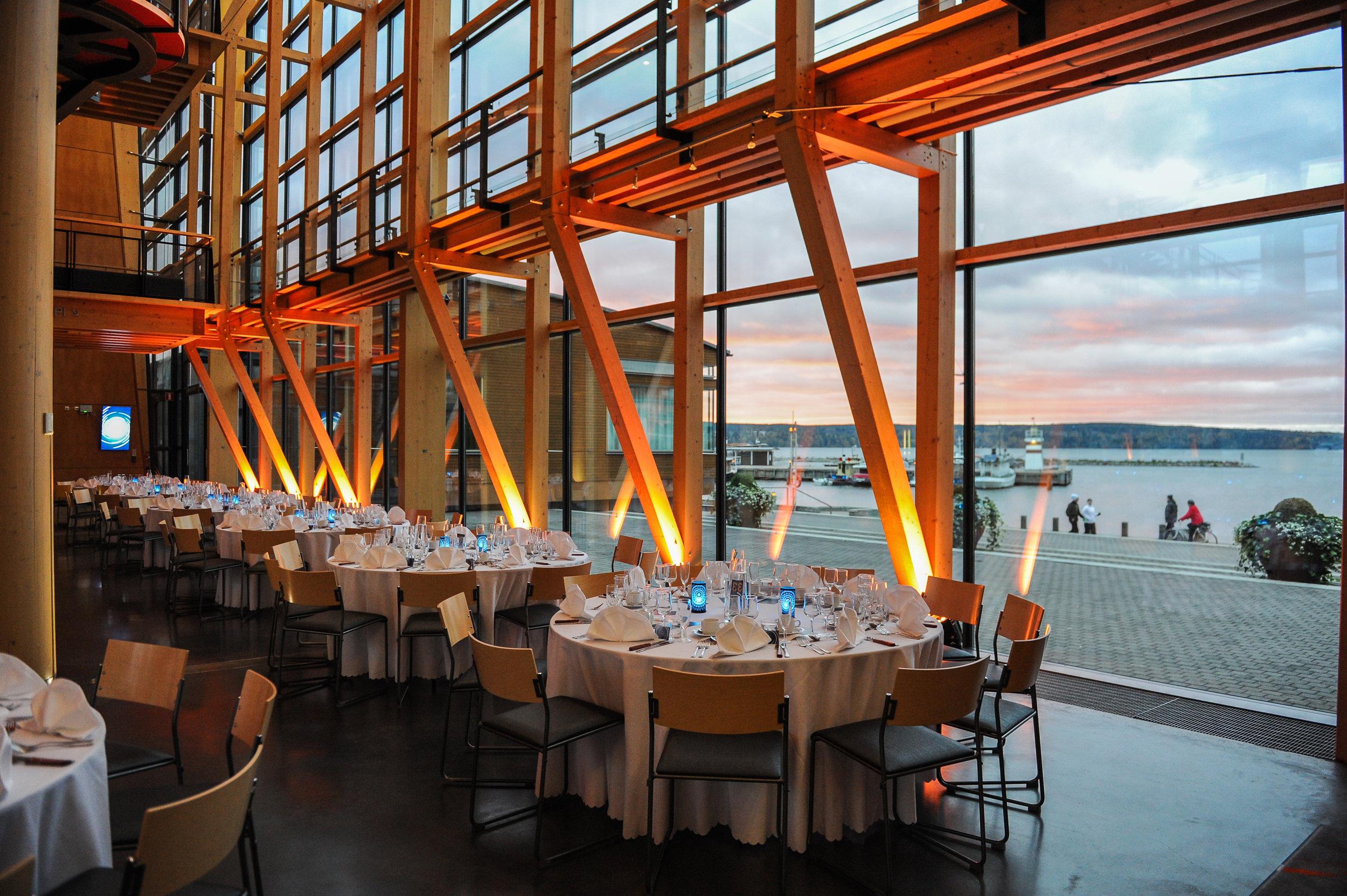 Sibelius Hall (Gala dinner venue)