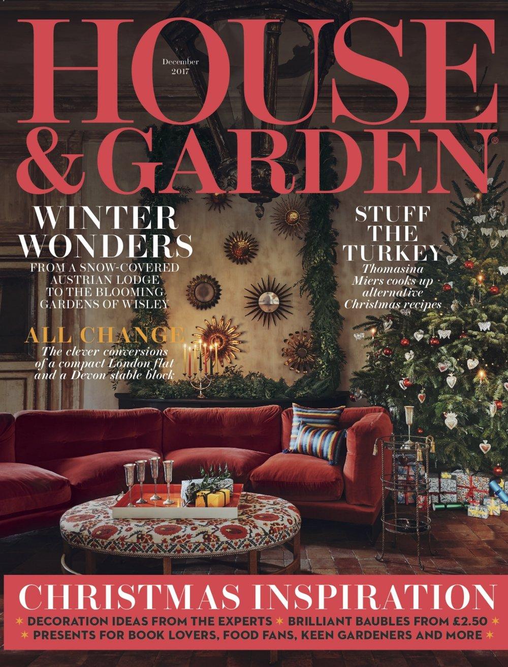 House & Garden - December 2017