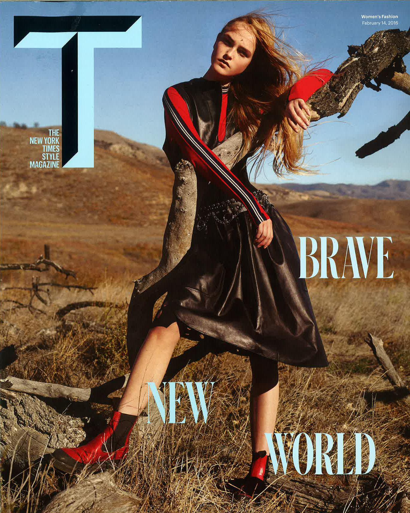 T - Magazine - February 2016