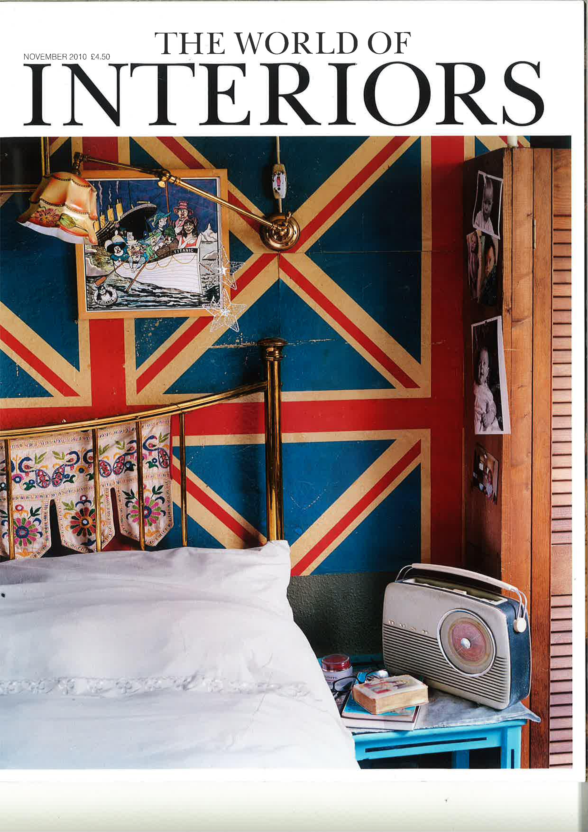 World of Interiors - November 2010