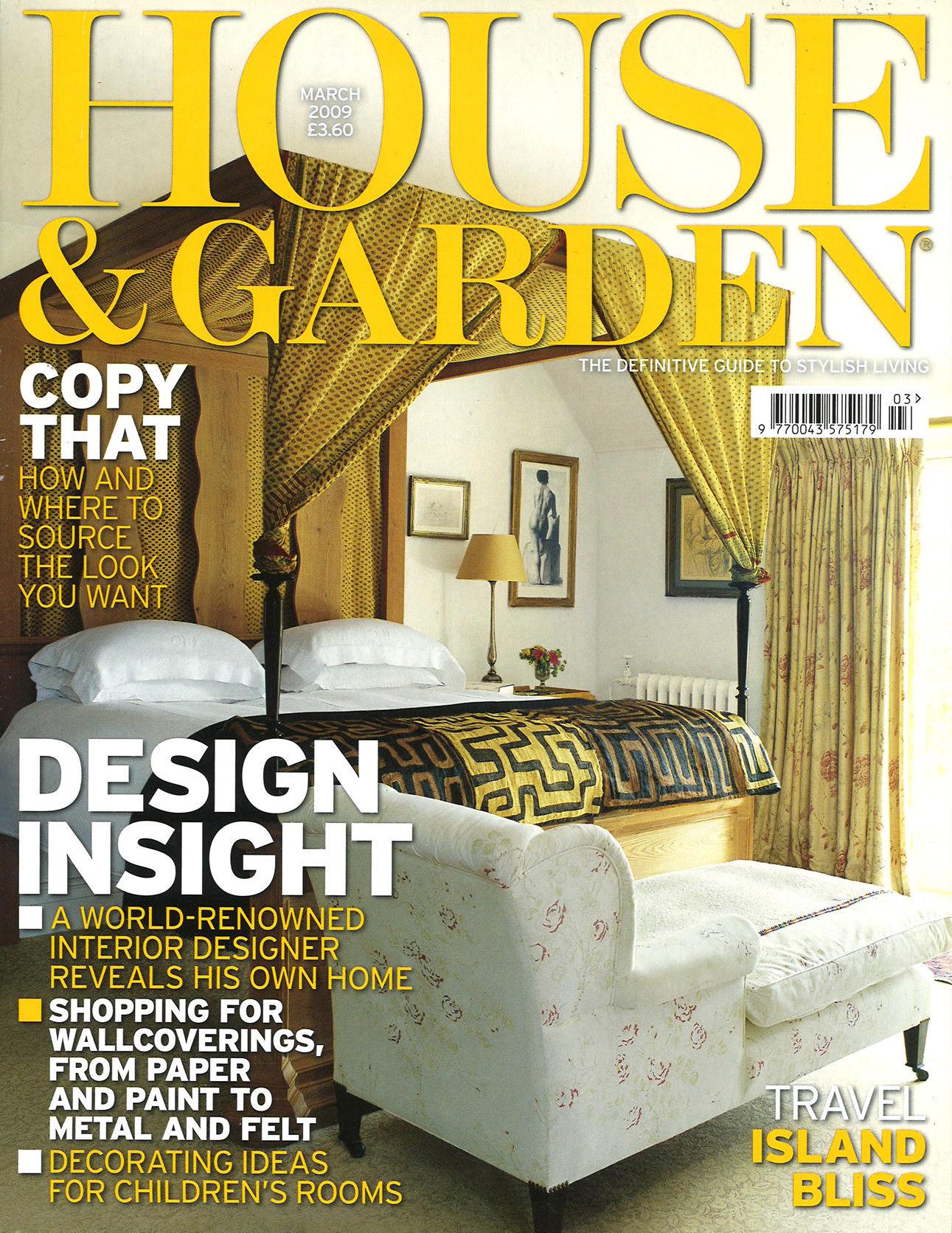 House & Garden - March 2009